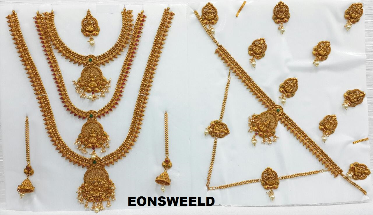 Temple Jewellery Brass Temple Jewellery Manufacturer From Mumbai