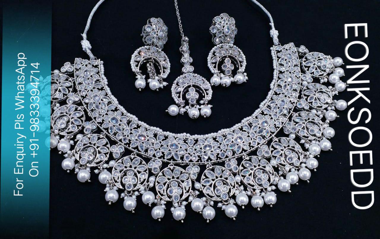 American Diamond Jewellery Wholesaler Wholesale Dealers In India Mumbai