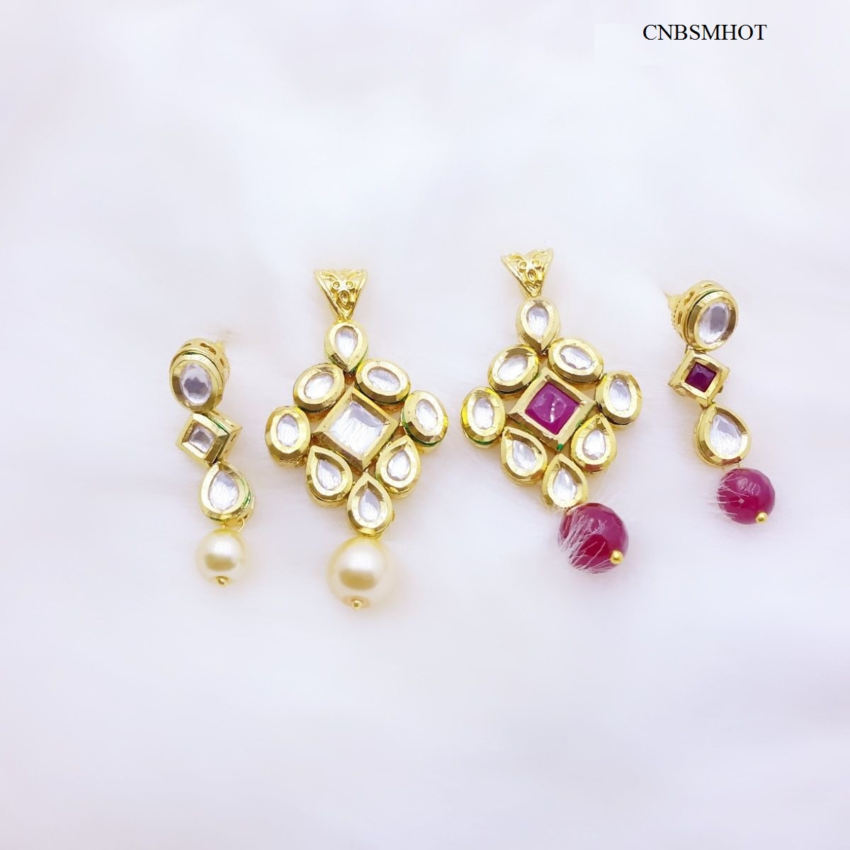 FESTIVE WEAR PENDANT SET