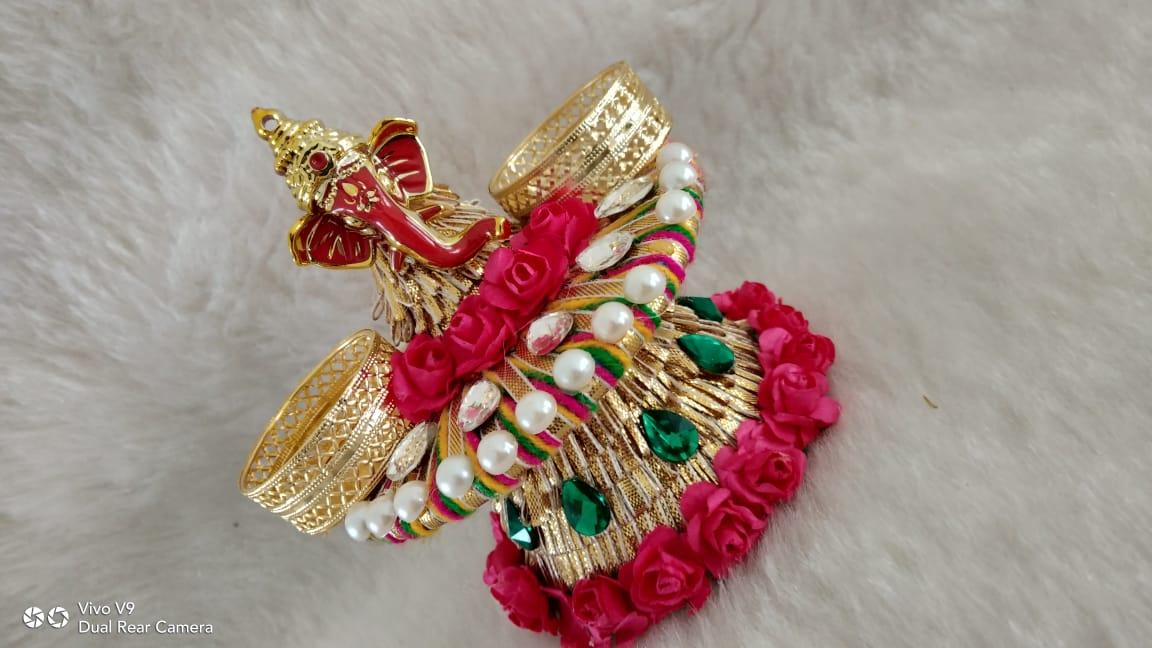 Ganesha Diwali Diya